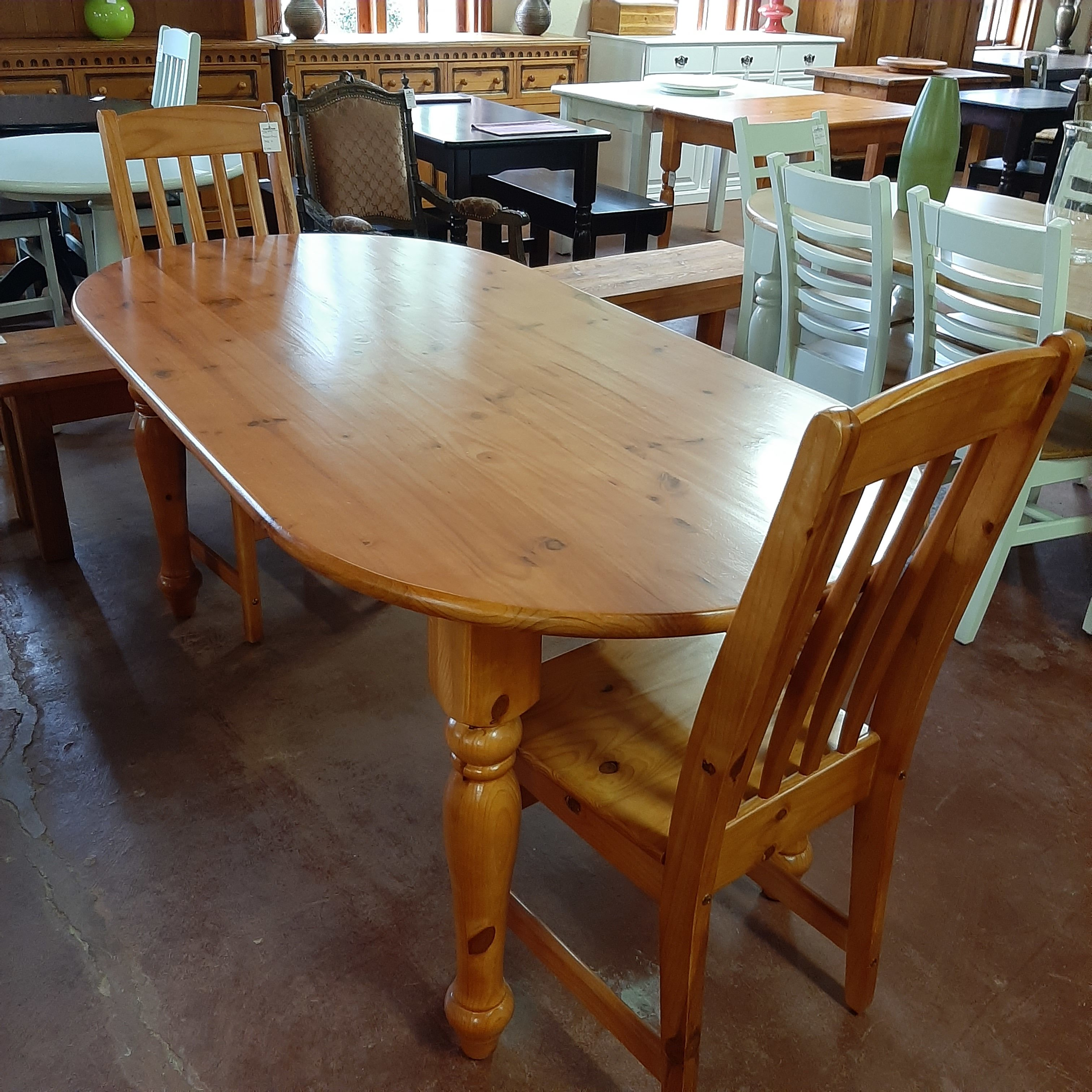 Dining Table And Chairs Elmswood, Pine Dining Room Table And Chairs